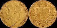 Liechtenstein 10 krone coin