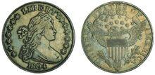 1804 Silver Dollar - Class I - Mickley-Reed Hawn Specimen