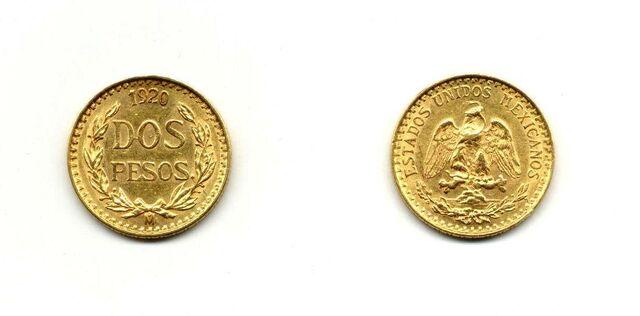 File:2 pesos de México de 1920 (anverso y reverso).jpg