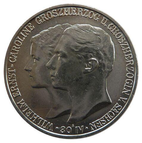 File:5 Mark Sachsen-Weimar-Eisenach Hochzeit mit Caroline.jpg