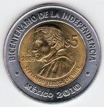 Servando Teresa de Mier 2009