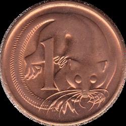 Australia cent rev