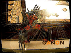 Ganon's Claws