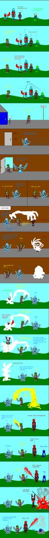 Alvon's comic