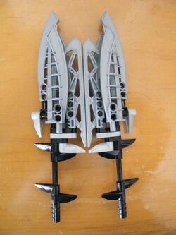 Shadow Axe-Swords