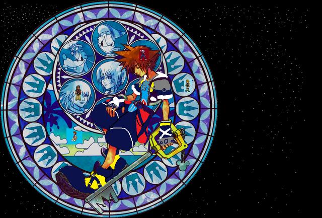 File:Sora's awakening KH3.png