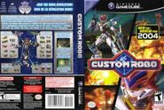 Custom Robo Game Case