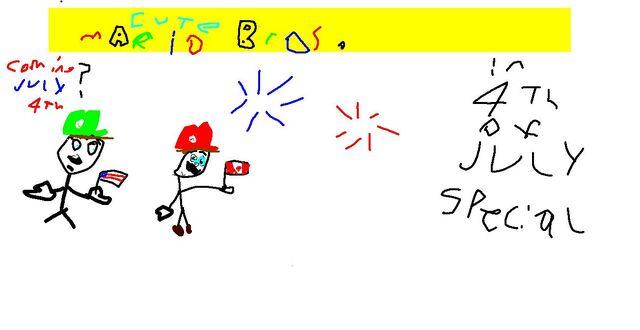 File:Cute Mario Bros. 4th of July Special.jpg