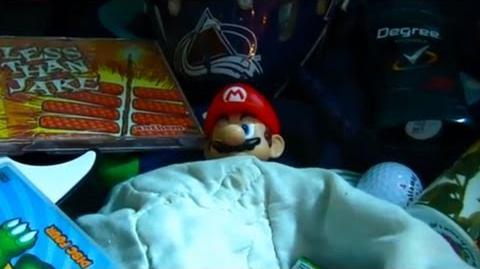 Cute Mario Bros - Mario's Illness-0