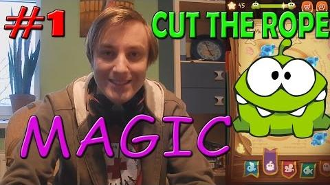 Cut The Rope Magic Sky Castle iOS Android Episode 1
