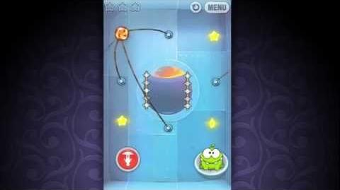 Cut the Rope - Gameplay Trailer
