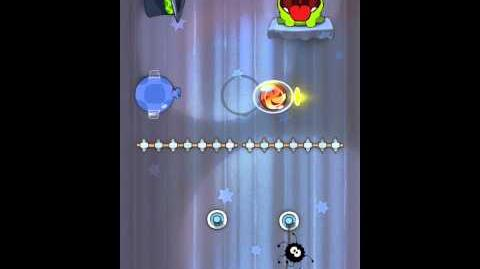 Cut the Rope 4-10 Walkthrough Magic Box