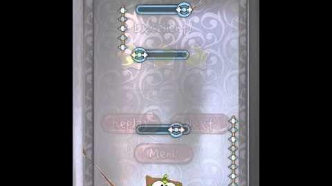 Cut the Rope 3-5 Walkthrough Foil Box