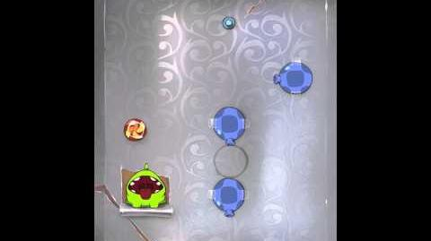 Cut the Rope 3-25 Walkthrough Foil Box