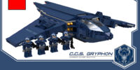 The C.C.S. Gryphon - Galaxy Command