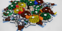 LEGO Settlers of Catan