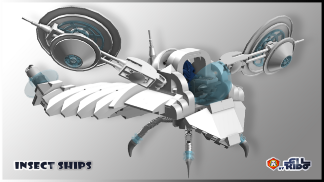 Insect ship 4