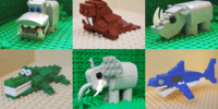 The Ultimate Animal Collection