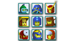 The Mega Man Lego Collection - By Raphael Phillips -