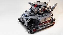 Omniwheel Vehicle