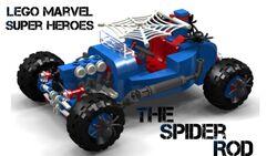 Spiderrod
