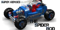 Lego The Spider Rod