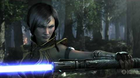 Star Wars The Old Republic Music Video Skillet-Hero
