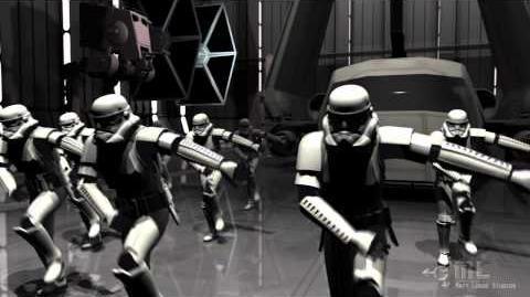 Stormtrooper Shuffle - Star Wars Parody (Everyday I'm Shuffling)