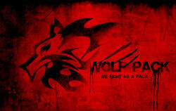 Wolf Pack RED