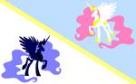 UE flag med