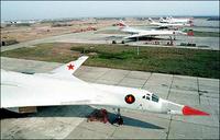 Tupolev XRA