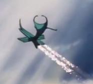 Ishmael leaving Earth