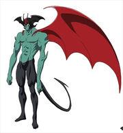 Devilman (009 vs Devilman)