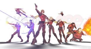 The Zero Team circa 2016