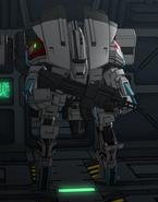 Commander Takeshi's Personal Savior Tank