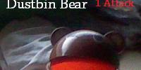 Dustbin Bear