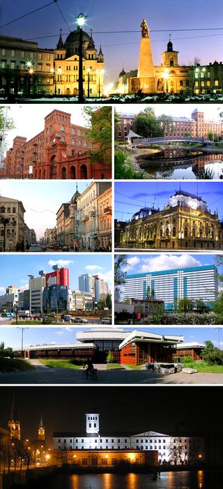 Lodz Collage (by EL-042)
