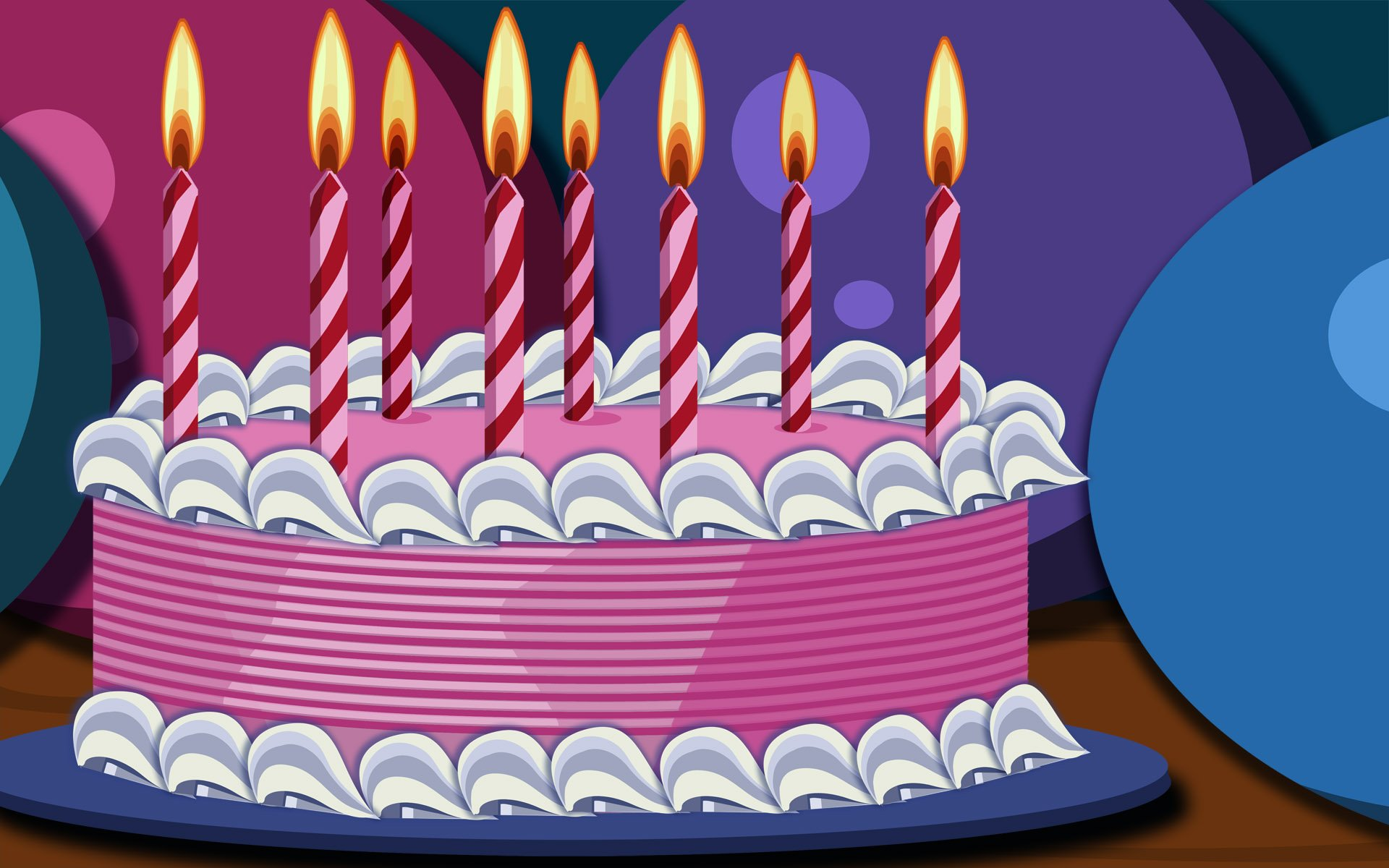 Happy Birthday Wallpapers, Cool Happy Birthday Backgrounds | 48 ...