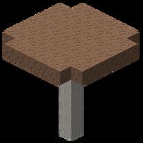 Huge Brown Mushroom