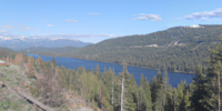 Donner Lake Vista