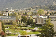 BYU Campus North