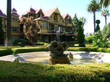 Winchester Mystery House San Jose 01