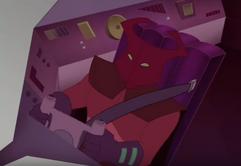 The Crimson Raider