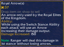 Royal Arrow