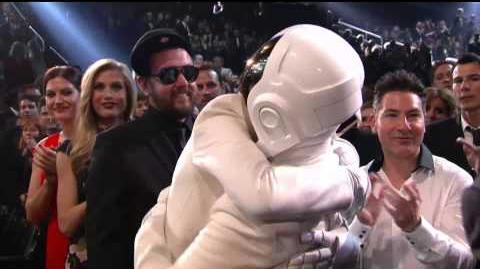 Daft Punk Win Album Of The Year