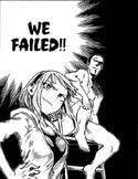 Hotaru and Yo admitting defeat
