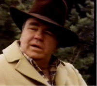 Hoyt Axton as Aaron Southworth