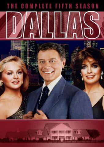 File:Dallas (1978) Season 5 DVD cover.jpg