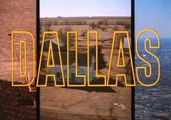 Dallas TV series Logo