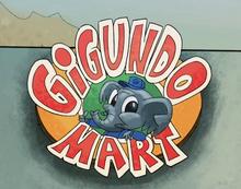 Gigundo mart logo